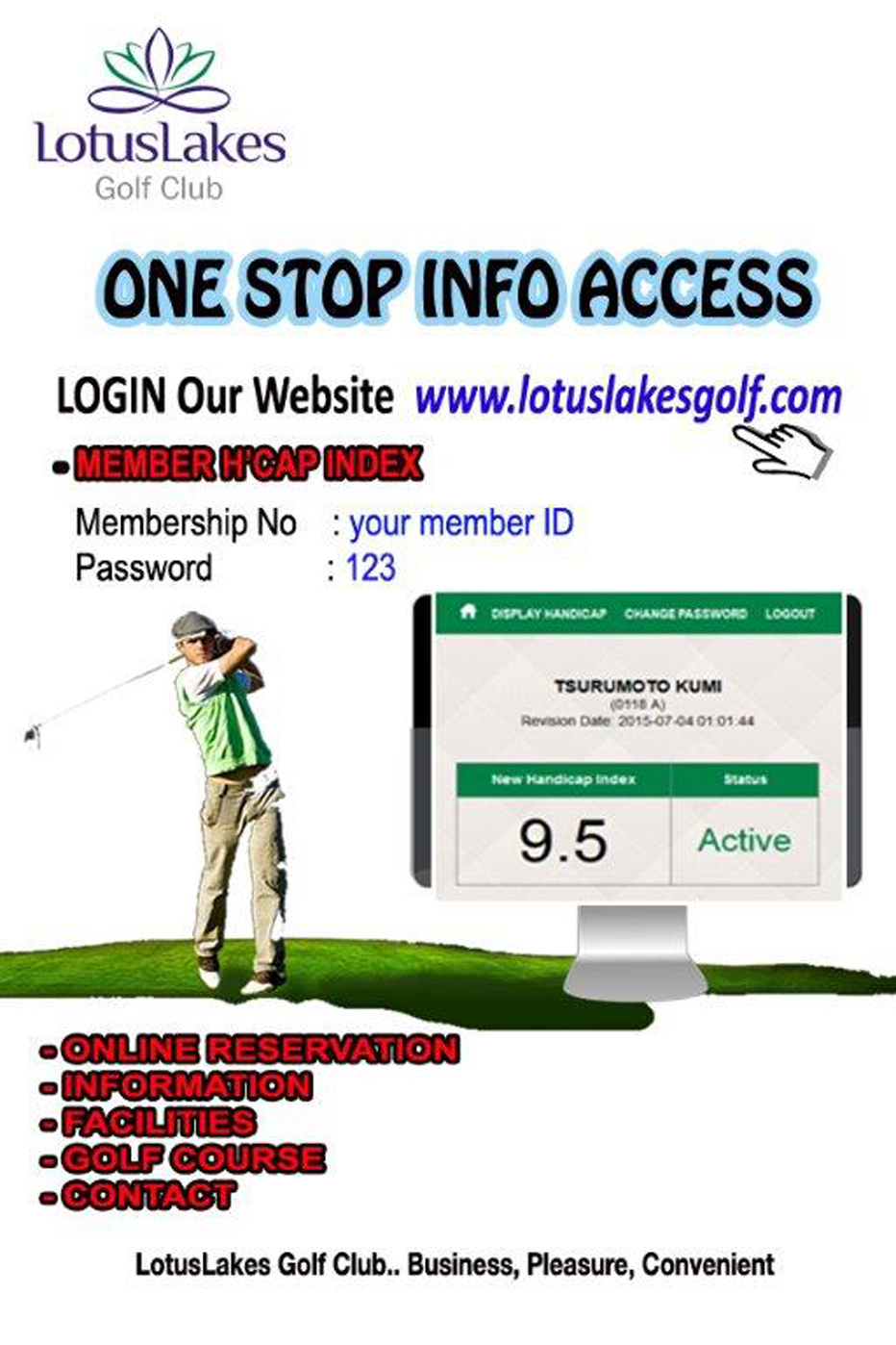 one stop info access copy